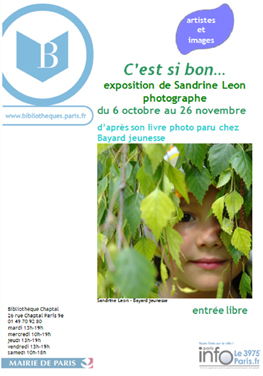 Expostion Bibliotheque Chaptal