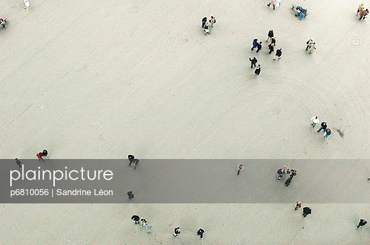 Photos, photographies d'illustartions de Sandrine Léon dans l'agence Plainpicture